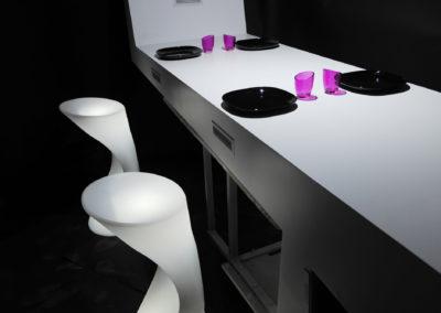 chaise-design-et-table-design